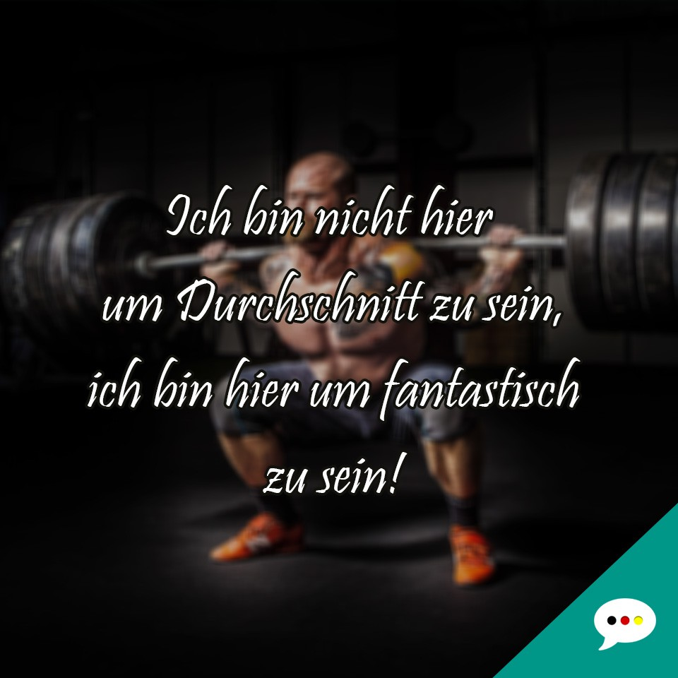 Motivationsspruch - Spruchbild